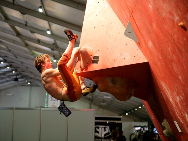 Baltic Open Bouldering Edition